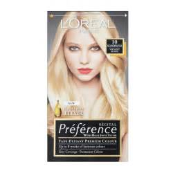 loreal hair color l or 233 al recital preference permanent hair colour