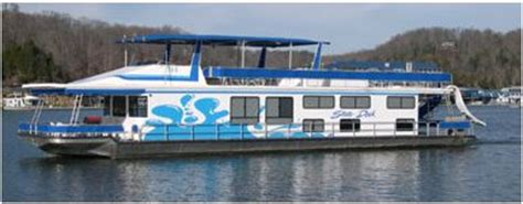 lake cumberland rentals with boat dock state dock 750 houseboat with slides hot tub a c and