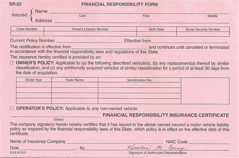 Liability Insurance: Sr22 Liability Insurance