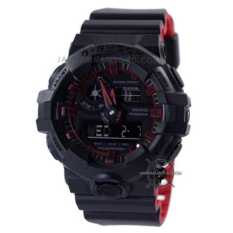 G Shock Ga 700 Hitam harga sarap jam tangan g shock ga 700se 1a4 neon black