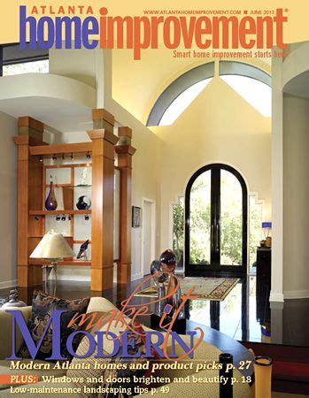 pin by atlanta home improvement magazine on covers