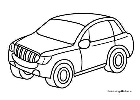 antique car and the unique design coloring pages for boys coloring sheets for boys cars web coloring pages