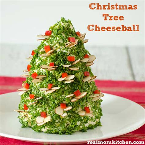 balled christmas tree tree cheese real kitchen
