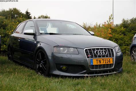 Audi S3 8p Technische Daten by Audi S3 8p Von Quattro S3 Tuning Community Geilekarre De