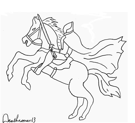 halloween coloring pages headless horseman headless horseman coloring pages halloween headless