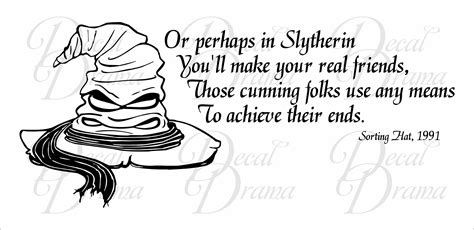 harry potter quote coloring page slytherin harry potter sorting hat song from harry