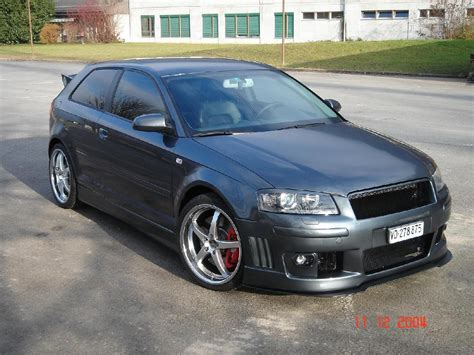 Audi A3 8p 2003 Tuning by Tuning Cars And News Audi A3 Tuning