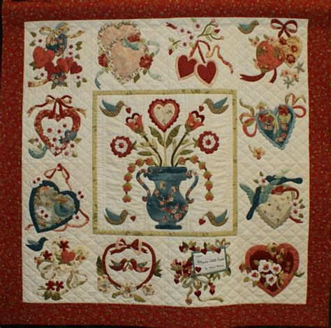 vintage valentine pattern 36 best images about vintage valentine quilt on pinterest