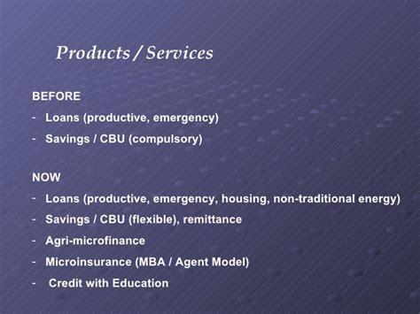 Cbu Mba Cost by Emerging Trends In Microinsurance Prospects And Challenges