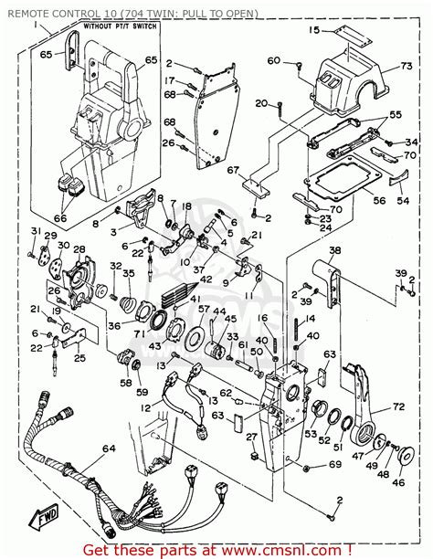 schematic yamaha outboard the wiring diagram
