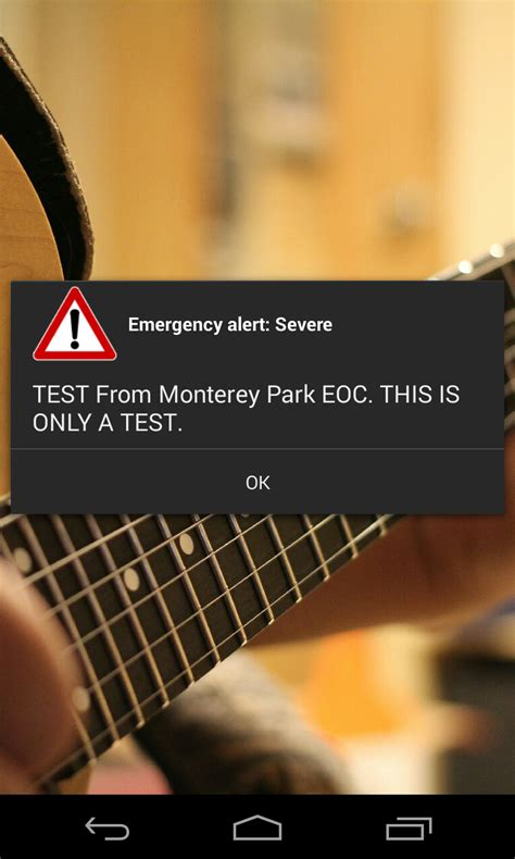 just a testo this is just a test of the emergency broadcast system