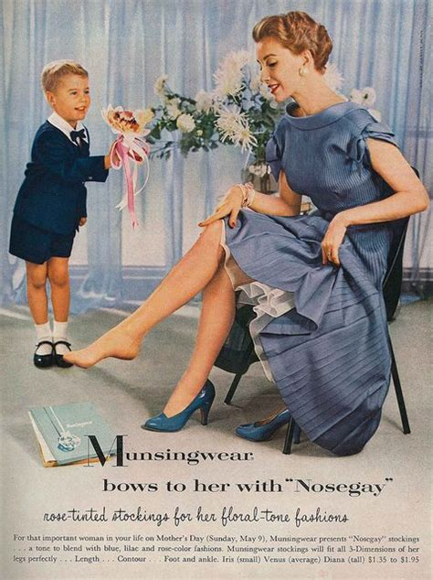 Boys Need Some Heels To Go With Those by Vogue And 1950s On