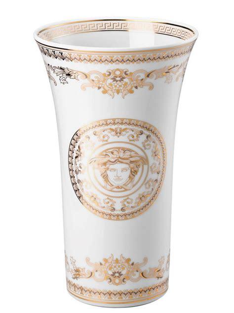 rosenthal vaso rosenthal versace vaso medusa gala porcellana da collezione
