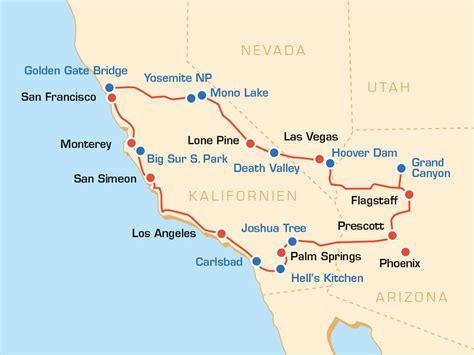 Motorradfahren Usa by Motorradtouren Usa Kalifornien Highway 1 Westen