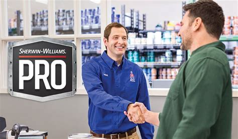 Sherwin Williams Commercial Paint Store And