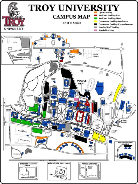 Amazing Fine Arts Colleges In Georgia #9: Campus-map.jpg