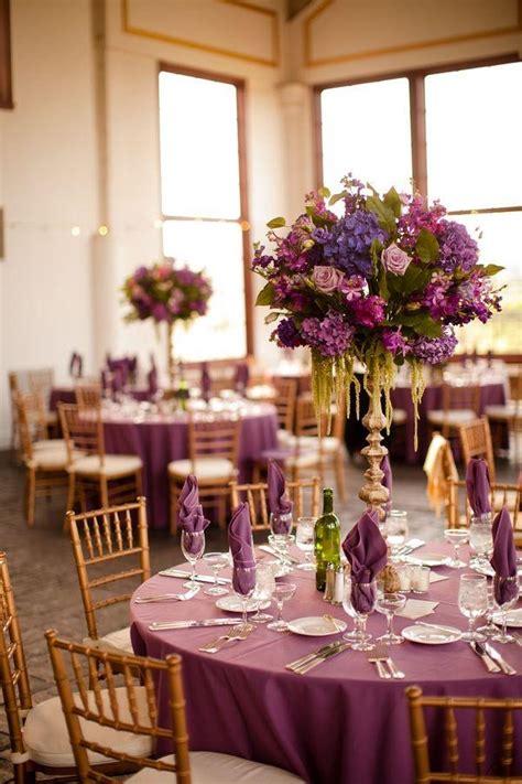 purple wedding centerpieces on pinterest inexpensive cool beautiful plum purple wedding decorations my