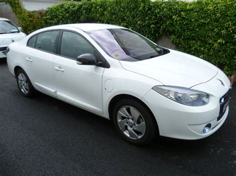 Car Lease 100 A Month by Renault Fluence Ze No Battery Lease100 Electric For Sale