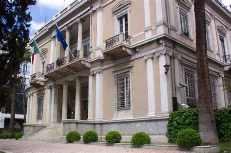consolato italiano italia ambasciata d italia atene