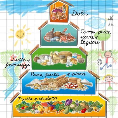 piramide alimentare spiegata ai bambini bambini e alimentazione mangiare correttamente da