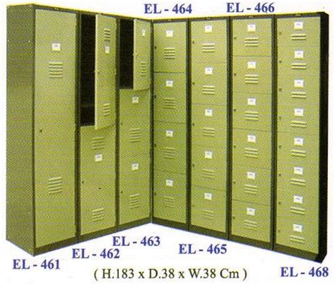 Locker Elite El 463 elite locker 461 1 pintu elite metal