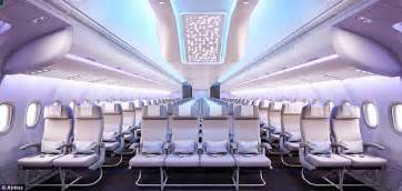 airbus unveils cabin interior for a330neo planes daily