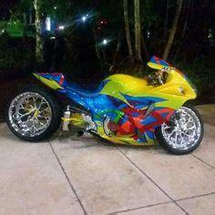 green painted crotch rocket flickr photo sharing custom r1 custom hayabusa motorcycle paint custom