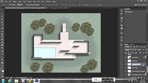 adobe photoshop rendering tutorial rendering photoshop tutorial 05 trees youtube