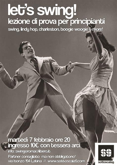 Swing Ballo by Corso Di Ballo Swing Sottoscala9