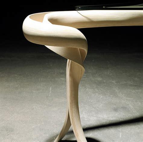 sculptural wooden furniture by joseph walsh furniture