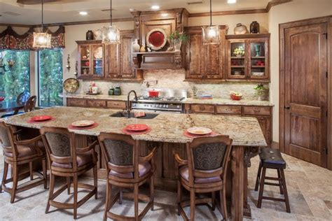 rustic kitchen islands with seating how to choose counter height stools what do you need to