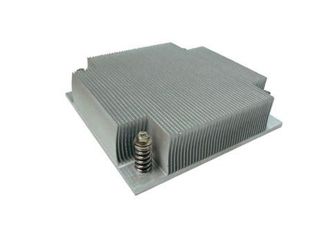 Sockel 1155 Cpu by Dynatron K1 1he Cpu K 252 Hler Aluminium Passiv So 1150 1151 1155