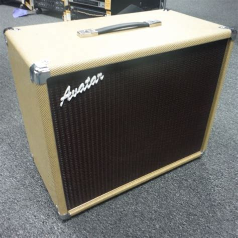 used empty guitar speaker cabinets used avatar 1x12 electric guitar speaker cabinet speaker