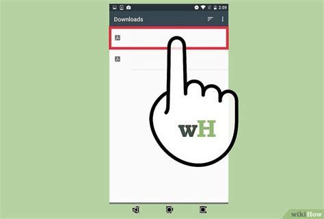 imagenes a pdf android c 243 mo ver archivos pdf en un tel 233 fono android 13 pasos