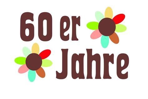 60er jahre themenwoche die 60er