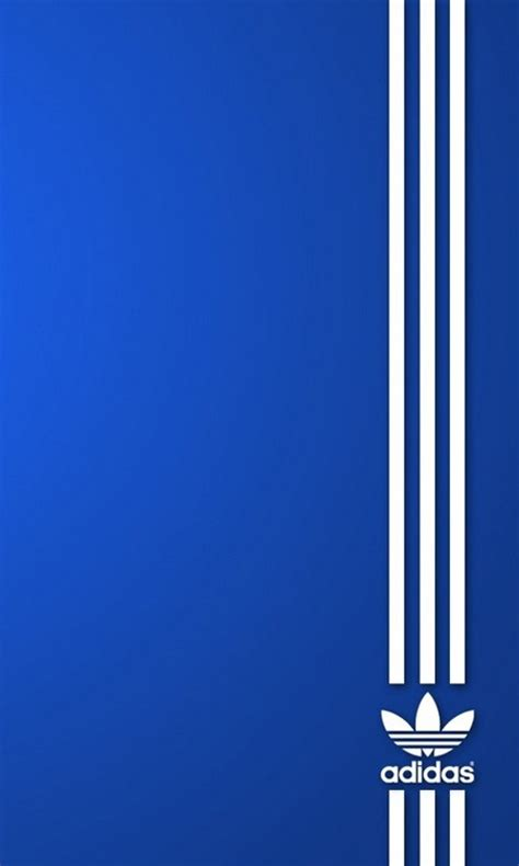 adidas mobile wallpaper hd adidas logo original blue hd wallpapers for iphone is a