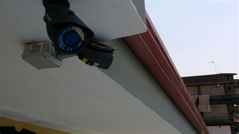 impianto videosorveglianza casa foto impianto i videosorveglianza e antifurto di