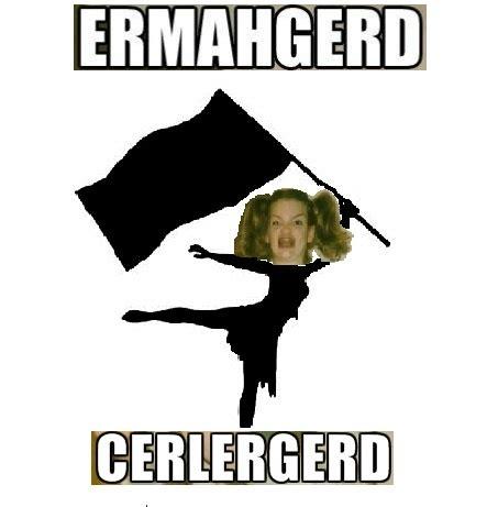 Color Guard Memes - color guard meme for parker pinterest