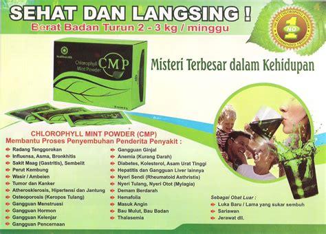 Obat Herbal Chlorophyll cmp chlorophyll mint powder obat herbal berkhasiat