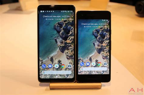 google pixel 2 and pixel 2 xl hands on act two looks great google pixel 2 pixel 2 xl the good the bad the ugly
