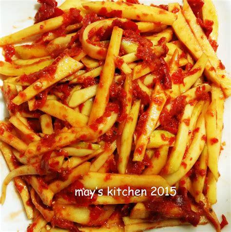 Sambal D may s kitchen sambal mangga ala d quot cost