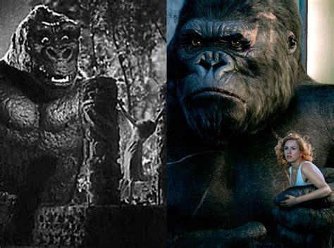 film kingkong adalah king kong movies original and a remake original vs