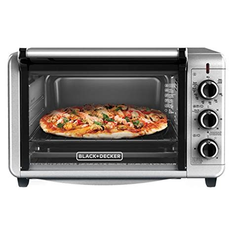 Black And Decker Convection Countertop Toaster Oven Black Decker To3210ssd Countertop Convection Toaster Oven