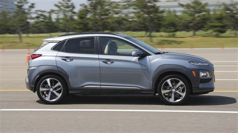 Cabin Designs by 2018 Hyundai Kona First Drive A Solid First Impression