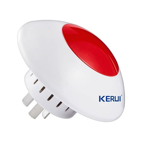 blinking red light beats wireless alarm flash horn wireless flashing siren product red