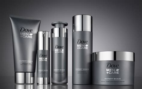 mens shaving grooming skin hair care products men s grooming dove care the expert shave line
