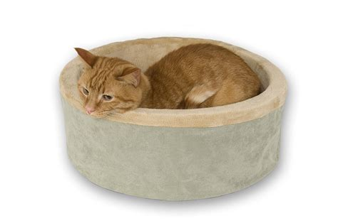 heated cat beds k h thermo kitty heated cat bed cat love