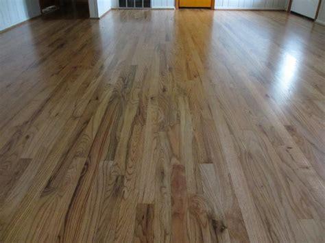 red oak     common unfinished solid hardwood
