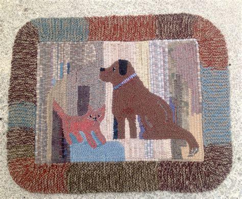finishing a hooked rug finishing hooked rugs