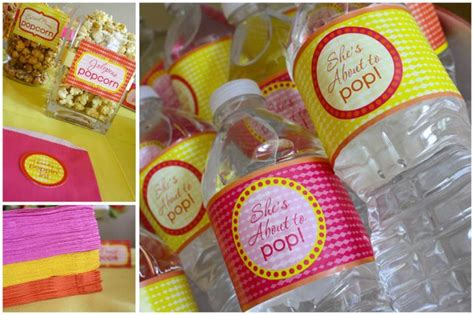 She S About To Pop Baby Shower by Shes About To Pop Printable Baby Shower Clip Just B